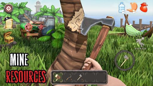 Survival Raft: Lost on Island - Simulator 3.7.0 screenshots 4