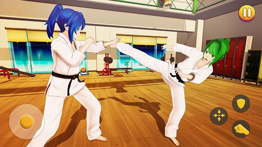 YUMI High School Simulator: Anime Girl Games  screenshots 6