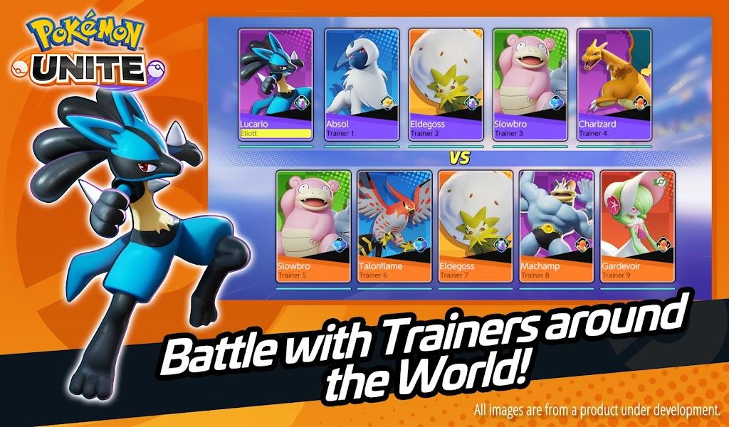 Pokémon UNITE poster 6