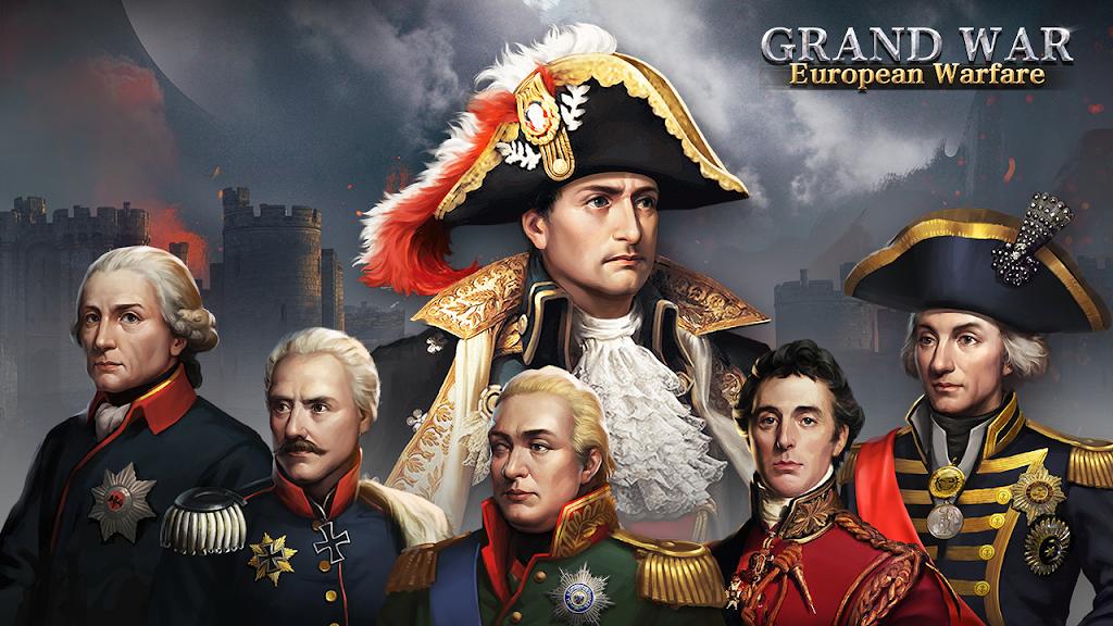 Grand War: Napoleon, Warpath & Strategy Games  poster 11