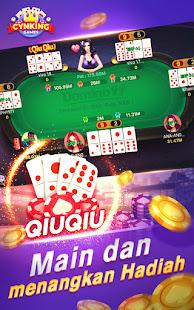 Image For Gaple-Domino QiuQiu Poker Capsa Slots Game Online Versi 2.20.1.0 1
