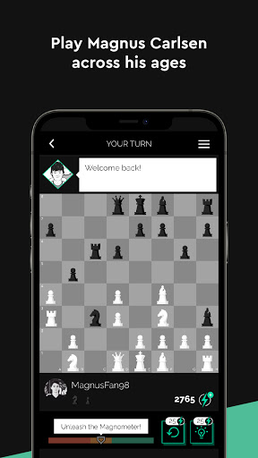 Play Magnus - Train and Play Chess with Magnus  screenshots 3