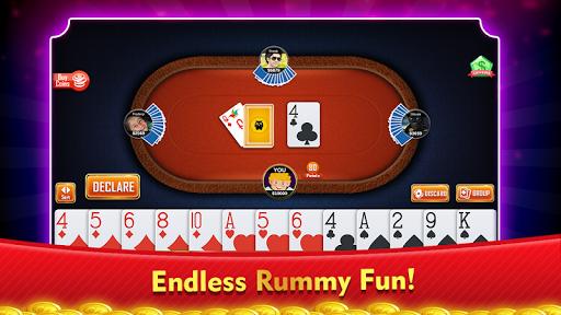 Rummy offline King of card game 1.1 Screenshots 5