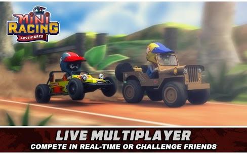 Mini Racing Adventures MOD APK (Unlocked All) 1