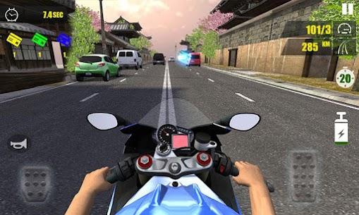 Ücretsiz Traffic Rider 3D 4