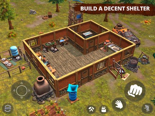 Days After: Zombie Survival Game. Apocalypse War  screenshots 8