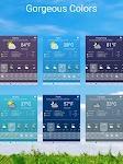 screenshot of Weather 2 weeks