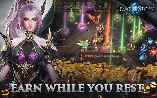 Dragon Storm Fantasy 2.0.1 screenshots 18