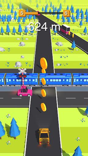 Traffic Car Run 2D : Special Edition 0.3 screenshots 1