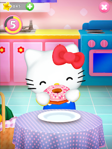 Talking Hello Kitty – Virtual pet game for kids 8