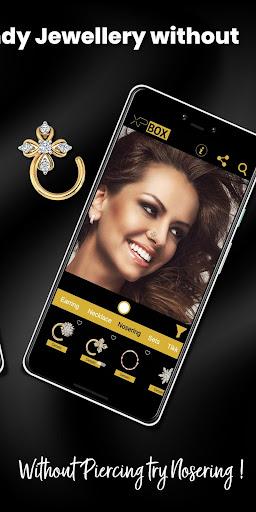 XPBOX - Jewellery Virtual Try On !  screenshots 3