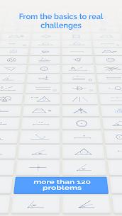 Euclidea 4.43 Apk + Mod 2