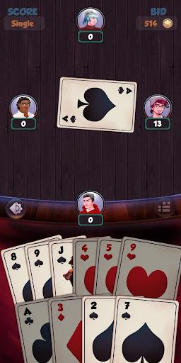 Hearts - Free Card Games 2.5.6 Screenshots 11