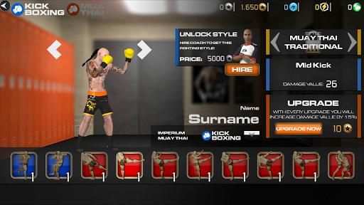 Muay Thai 2 - Fighting Clash  screenshots 6
