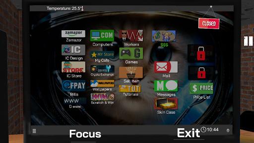 Internet Cafe Simulator 1.4 Screenshots 12