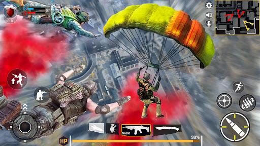 Real Commando Shooting: Secret mission - FPS Games  screenshots 1