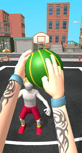 Dribble Hoops Apkfinish screenshots 17