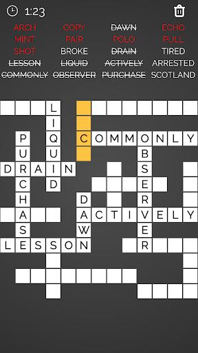 Crossword : Word Fill  screenshots 2