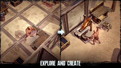 Exile Survival u2013 Craft, build, fight with monsters 0.39.0.2270 screenshots 5