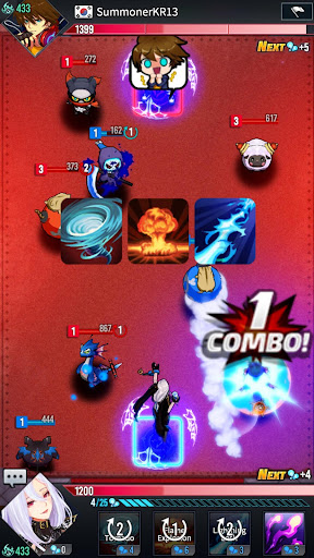 Capsulemon Fight! : Global Monster Slingshot PvP Apkfinish screenshots 23