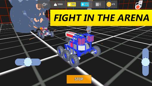 Car Battle Builder 0.86 screenshots 1