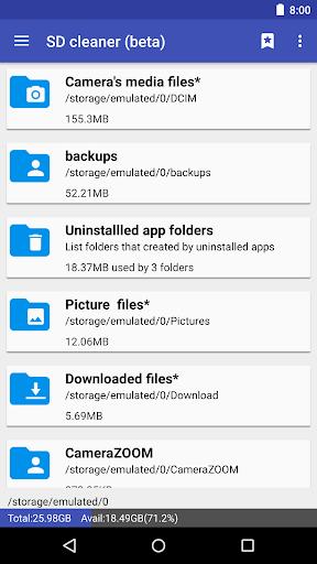 Download APK: 1Tap Cleaner Pro (clear cache, history log) v4.01 [Mod Lite]