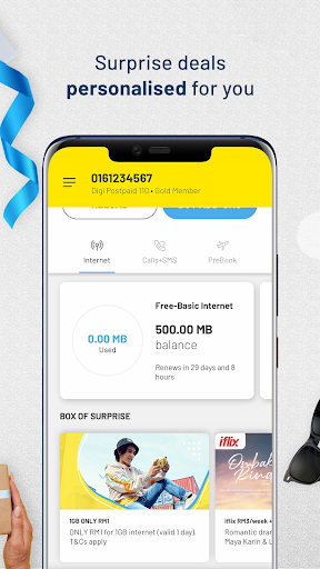 MyDigi Mobile App 12.0.0 Screenshots 2