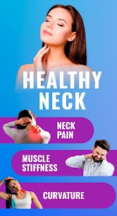 Neck exercises – Pain relief workout at home 1