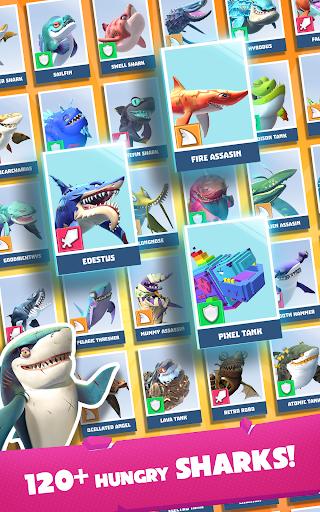 Hungry Shark Heroes 3.4 Screenshots 9
