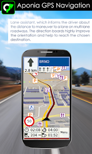 GPS Navigation & Map by Aponia v5.0.1108 Full APK 4