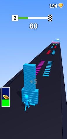 Color Pillar: Satisfying & Smooth Free Gameのおすすめ画像4