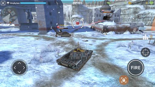 Massive Warfare: Helicopter vs Tank Battles screenshots 3