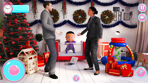 Virtual Pregnant Mother : Pregnant Mom Simulator 2 1.0.2 screenshots 9