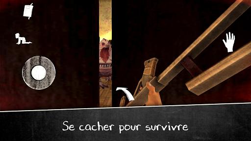Evil Nun 2 : Thriller Games - Puzzle d'horreur APK MOD (Astuce) screenshots 4