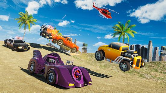 Mini Car Games: Police Chase 1.4 screenshots 1