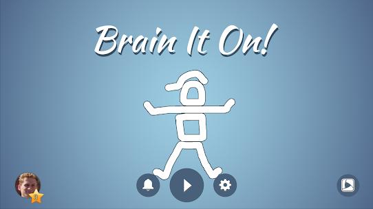 Brain It On! – Physics Puzzles Mod 1.6.137 Apk (Unlocked) 5