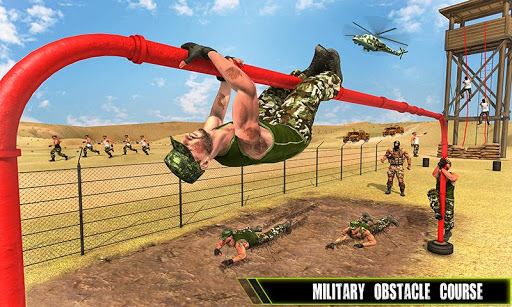 US Army Training School Game: Obstacle Course Race screenshots 2