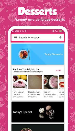 Foto do Dessert Recipes