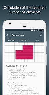 Floor Calculator: Plan & install flooring 2