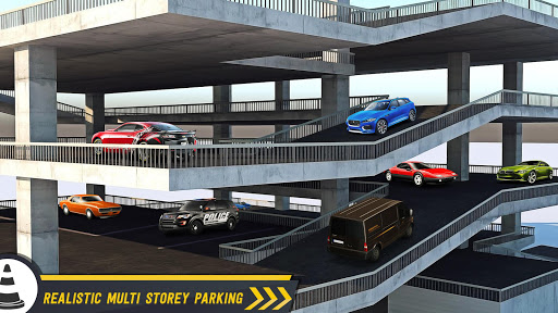 Multi Storey Car Parking Simulator 3D goodtube screenshots 8