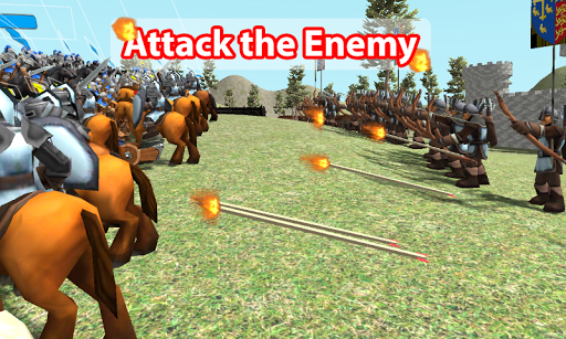 Medieval Wars: Hundred Years War 3D 2.1 screenshots 3