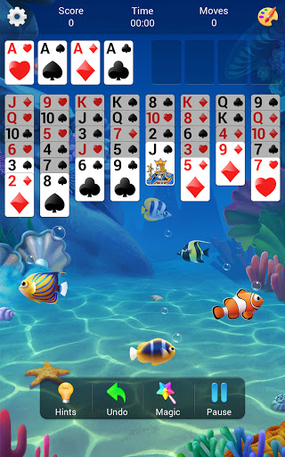 FreeCell Solitaire modavailable screenshots 17