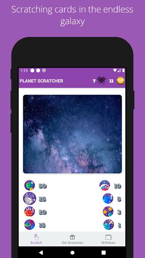 Planet Scratcher 1.5 screenshots 1