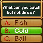 Word Riddles - Free Offline Word Games Brain Test