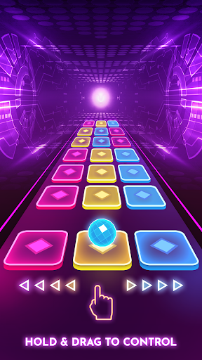 Color Hop 3D - Music Game  screenshots 1