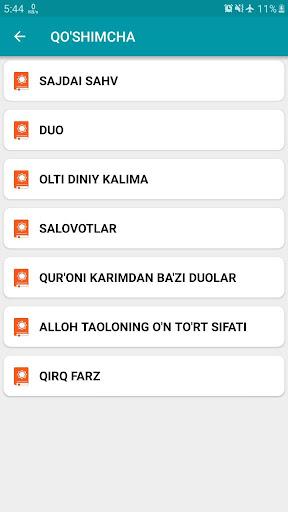 Namoz o'qishni o'rganish | Batafsil qo'llanma  Screenshots 8