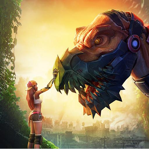 Dino War: Rise of Beasts APK