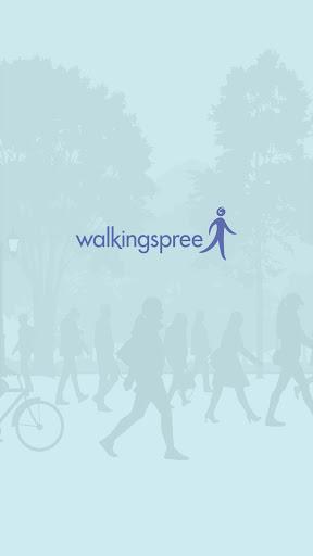 Walkingspree screenshot 1
