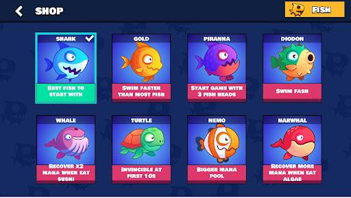 Fish.IO - Hungry Fish  screenshots 11