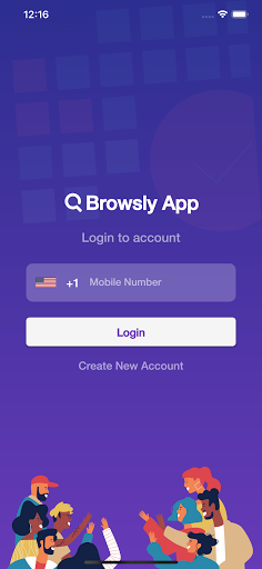 Browsly App  screenshots 2
